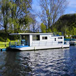 YachtAway's Houseboats